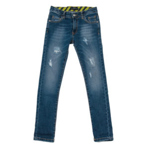 RICHMOND JR Jeans con strappi