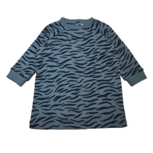 STELLA MCCARTNEY KIDS Vestito tigrato neonata