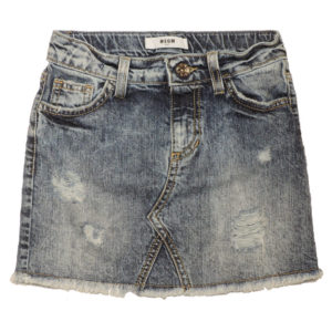 Gonna jeans msgm bambina