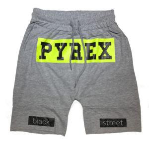 Shorts grigio pyrex bambino