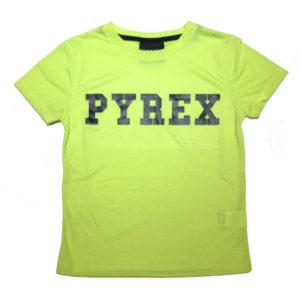 T-shirt fluo pyrex bambino