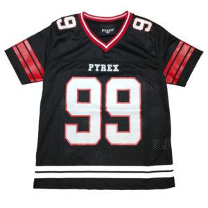 T-shirt rugby pyrex bambino