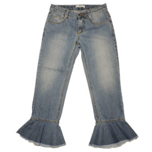 Jeans bambina msgm