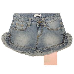 Shorts jeans msgm bambina