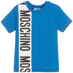 T-shirt bambino moschino