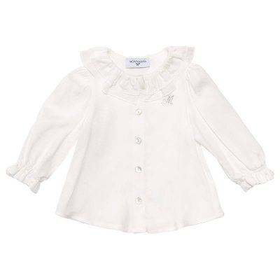Camicia neonata monnalisa