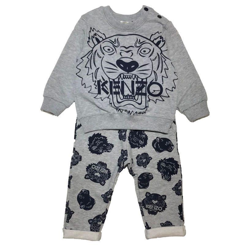 Completo neonato kenzo