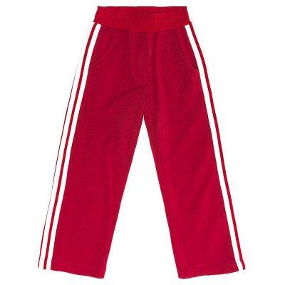 Pantalone rosso monnalisa