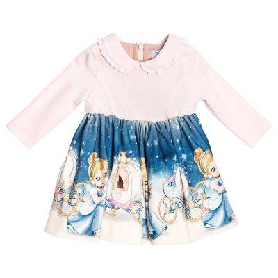 Vestito cenerentola monnalisa neonata
