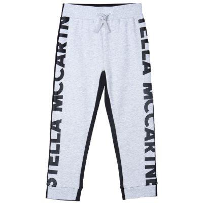 Pantalone logo stella mccartney bambino