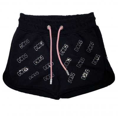 Shorts strass gcds bambina