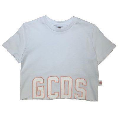 T-shirt corta gcds bambina