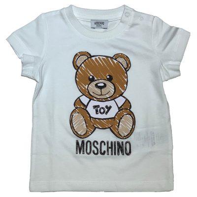 T-shirt orsetto neonato