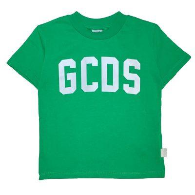 T-shirt di cotone gcds mini
