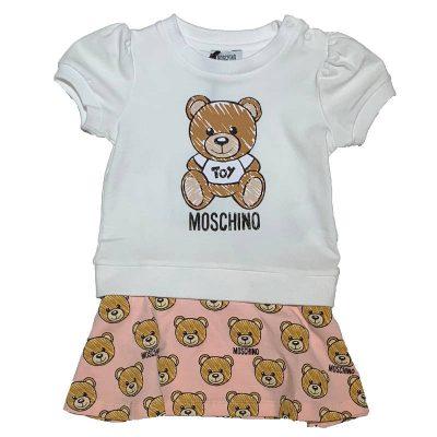 Vestito neonata moschino