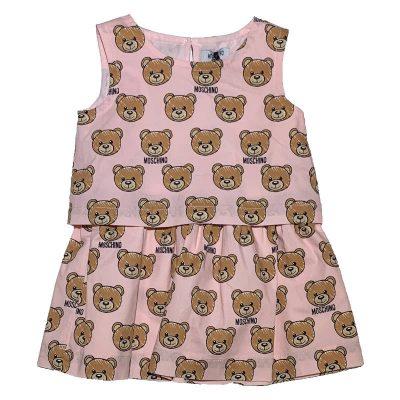 Vestito orsetti moschino neonata