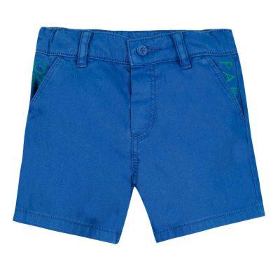 Bermuda blu kenzo neonato