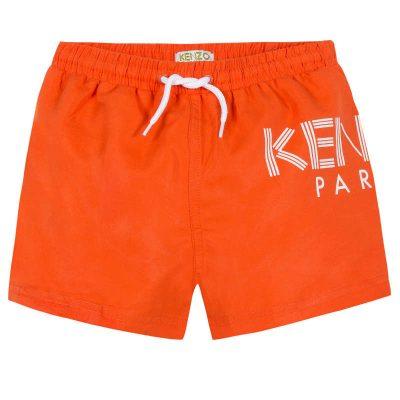 Costume arancione kenzo bambino