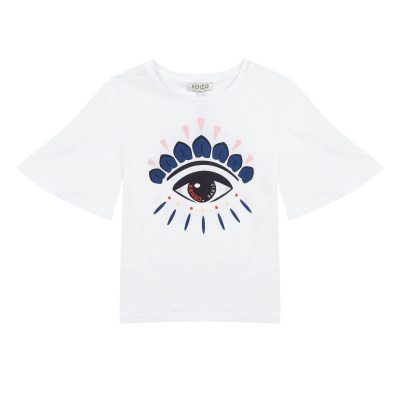 T-shirt occhio kenzo bambina