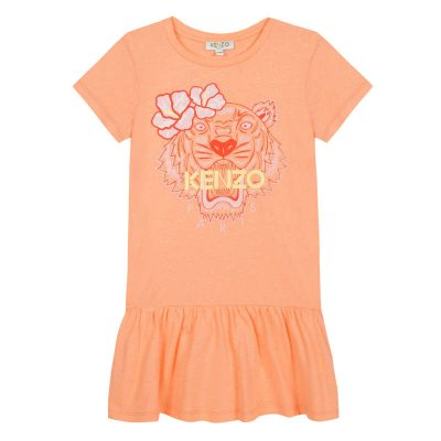 Vestito tigre kenzo bambina