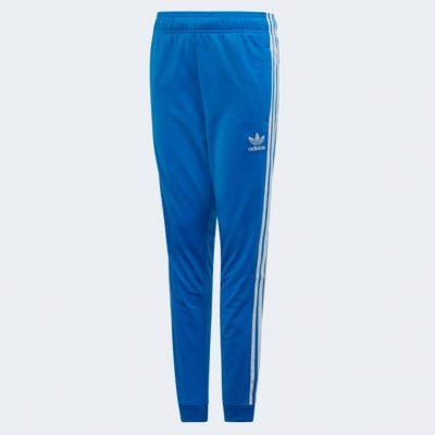 Pantalone adidas bambino azzurro