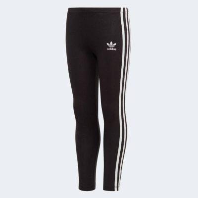 Leggings nero adidas bimba
