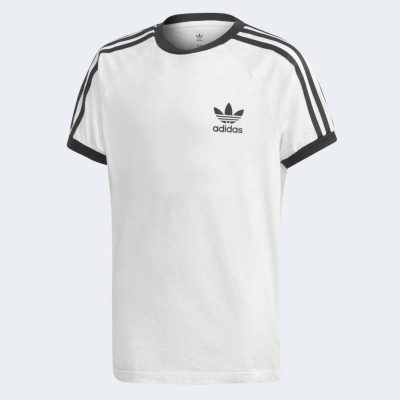 T-shirt adidas bianca bambino