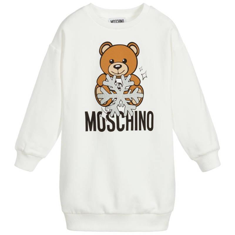 miglior servizio d7621 b5851 MOSCHINO KIDS - Vestito Orsetto