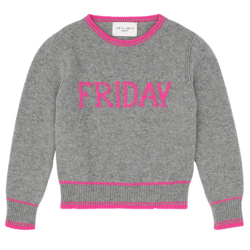 reputable site 39170 b863d ALBERTA FERRETTI JUNIOR - Maglia Friday