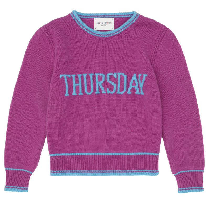 huge discount 0161c 7ac61 ALBERTA FERRETTI JUNIOR - Maglia Thursday