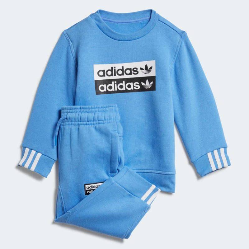 adidas felpa neonato