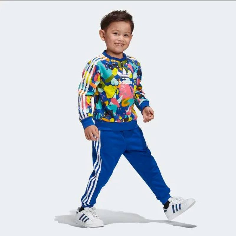 adidas bambina abbigliamento 6 anni
