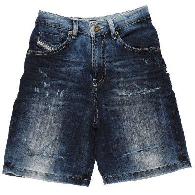 Bermuda jeans diesel kids