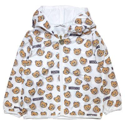 Giubbino orsetti moschino baby