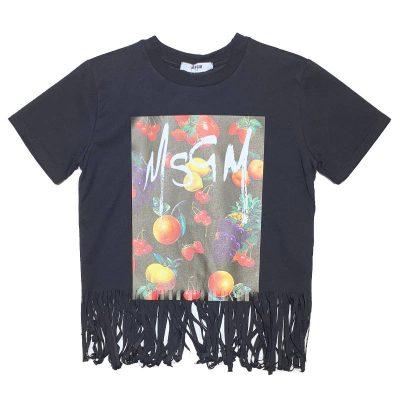 T-shirt frutta msgm bambina