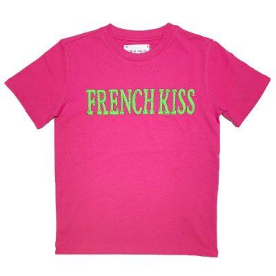 T-shirt fucsia alberta ferretti bambina
