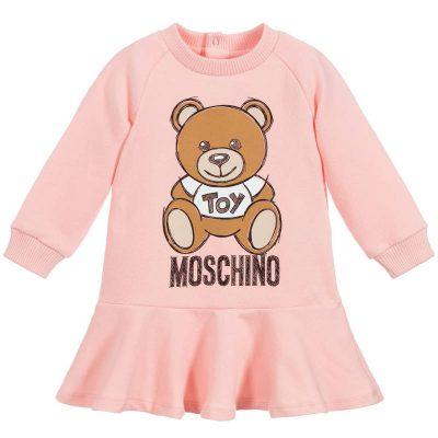 Vestito orsetto moschino baby