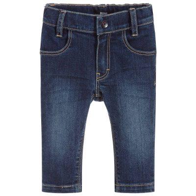 Jeans Boss neonato