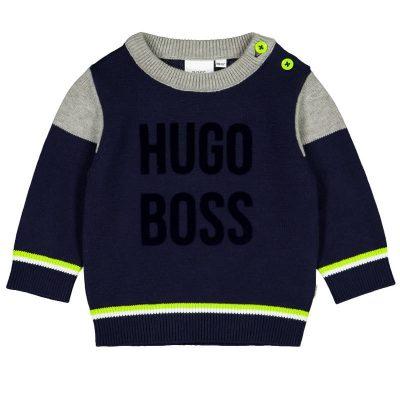 Maglioncino Boss neonato