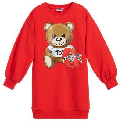 Vestito orsetto moschino bambina