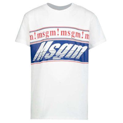 T-shirt bambino msgm