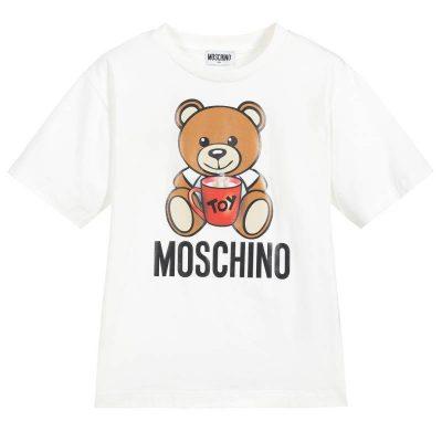 T-shirt orsetto moschino kid