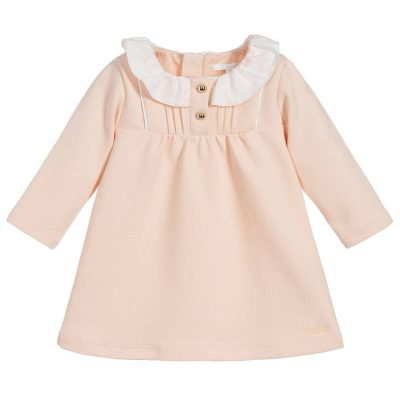 Vestito rosa chloe baby
