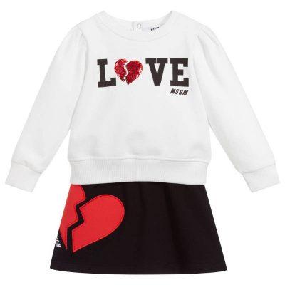 Completo cuore msgm neonata