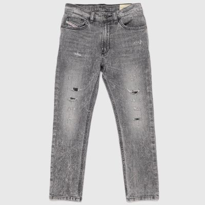Jeans grigio diesel bambino