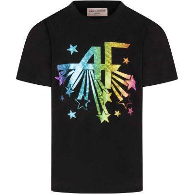 T-shirt stelle alberta ferretti bambina
