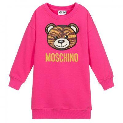 Vestito orso moschino bambina