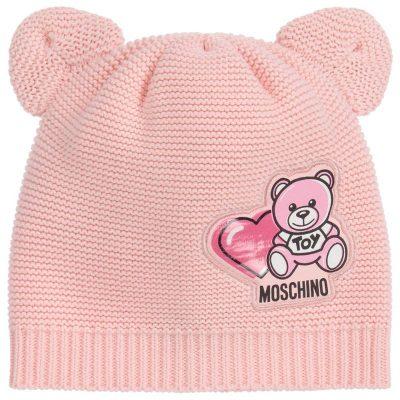 Cappellino moschino neonata
