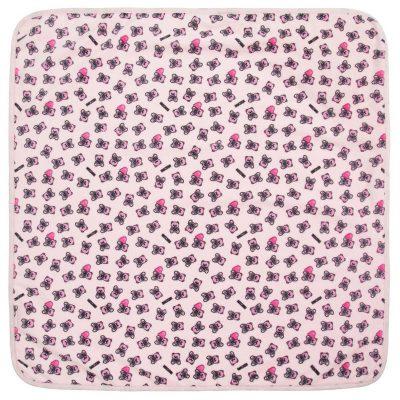 Copertina rosa moschino baby