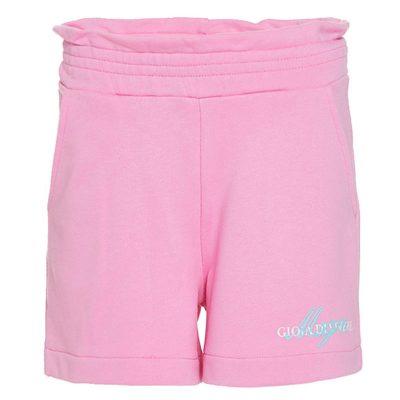 Shorts rosa msgm bambina